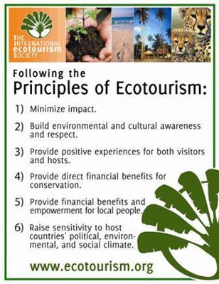 Thesis ecotourism india